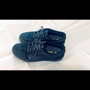 Vans, Mens Size 9, #721356, Good Condition, Gray